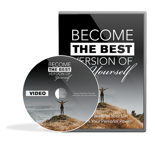 Best Version Of Yourself Video Upgrade Pack