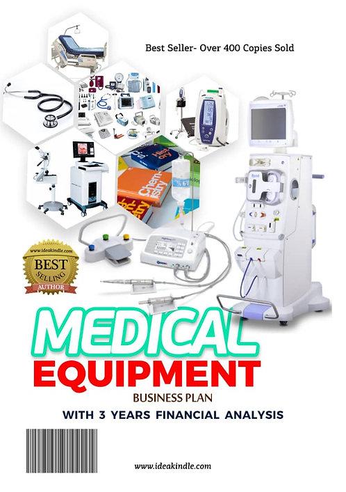 Medical Equipment Business Plan