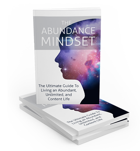 The Abundance Mindset Pack