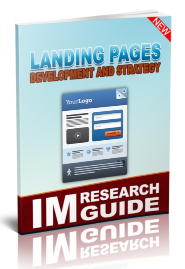 Landing Pages Development And strategy Report