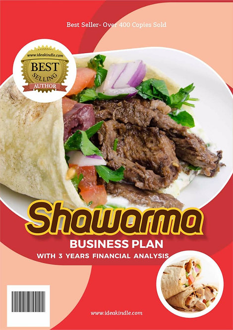 Shawarma Business Plan