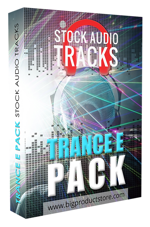 TranceE Stock Audio Tracks Pack
