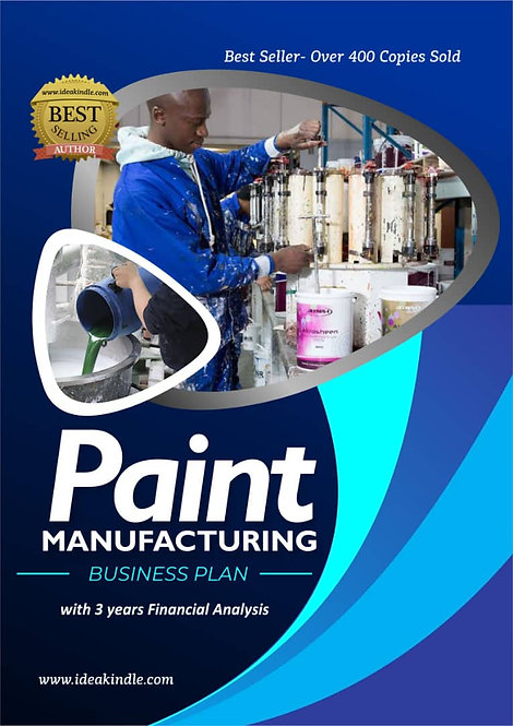 Paints Manufacturing Business plan