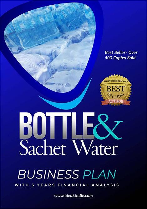 Bottled & Sachet Water Business Plan