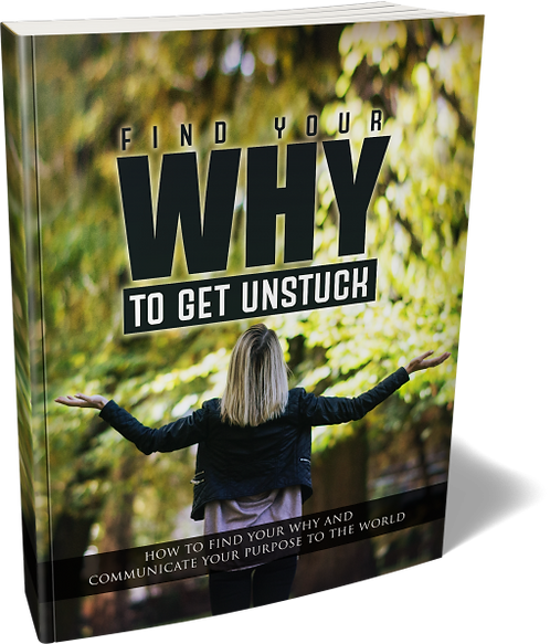 Find Your Why To Get Unstuck Pack