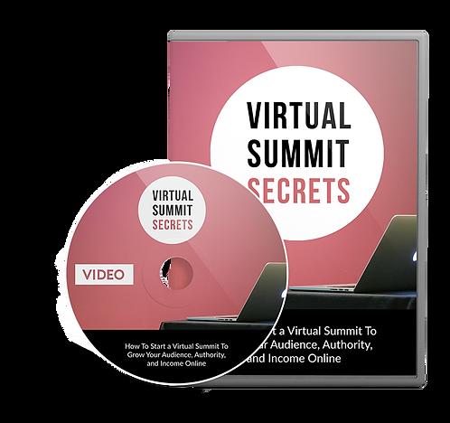 Virtual Summit Secrets Video Upgrade Pack