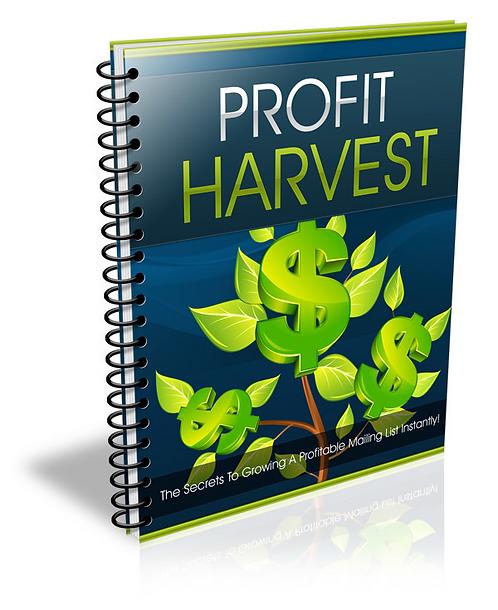 Profit Harvest