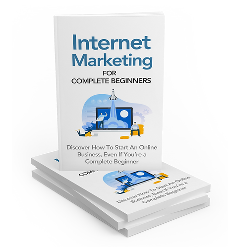 Internet Marketing For Complete Beginners Pack