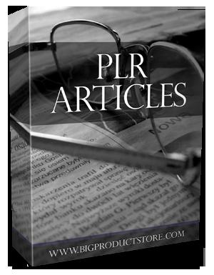 PLR Articles Pack For September 2013 ( 3)