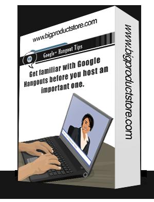 Google + Hangouts Article Pack