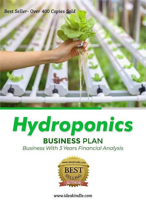 Hydroponics Business Plan
