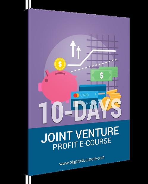 10 Days Joint Ventre Profit Ecourse