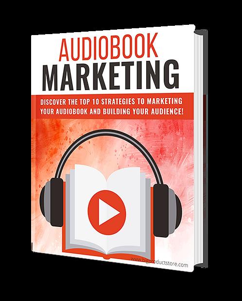 Audiobook Marketing Pack