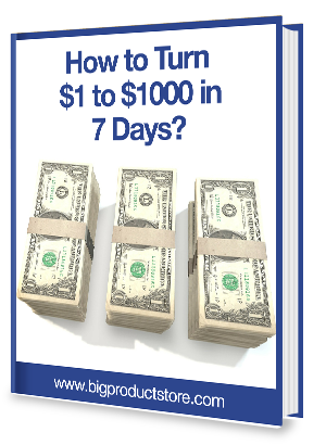 Learn How To Turn $1 Into $1000 In 7 Days