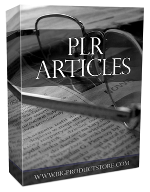PLR Articles Pack For March 2014