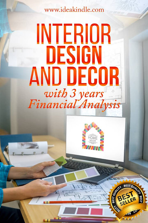 Interior Design & Decor Business Plan