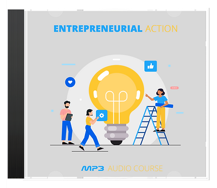 Entrepreneurial Action Audio Pack