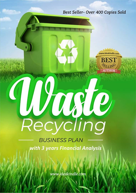 Waste Recycling Business Plan