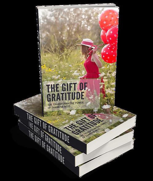 The Gift Of Gratitude Pack