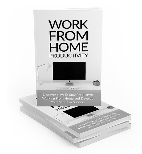 Work From Home Productivity Pack