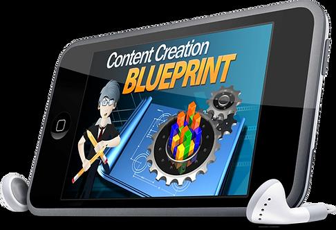 Content Creation Blueprint Audio Pack