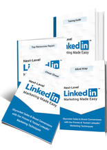 Next Level LinkedIn Marketing Made Easy Pack