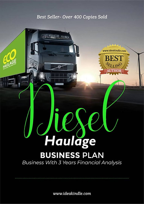 Deisel Haulage Business Plan