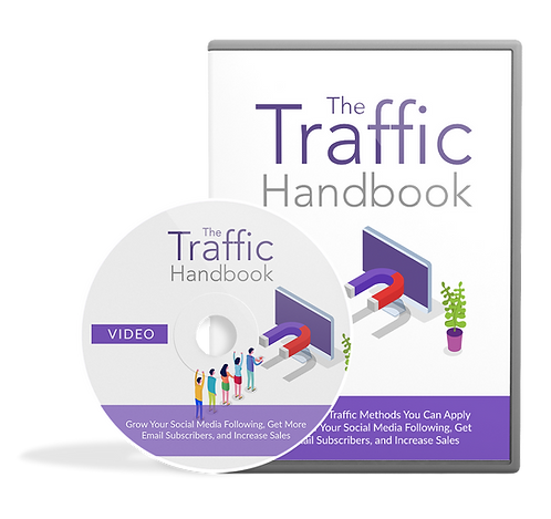The Traffic Handbook Video Upgrade Pack