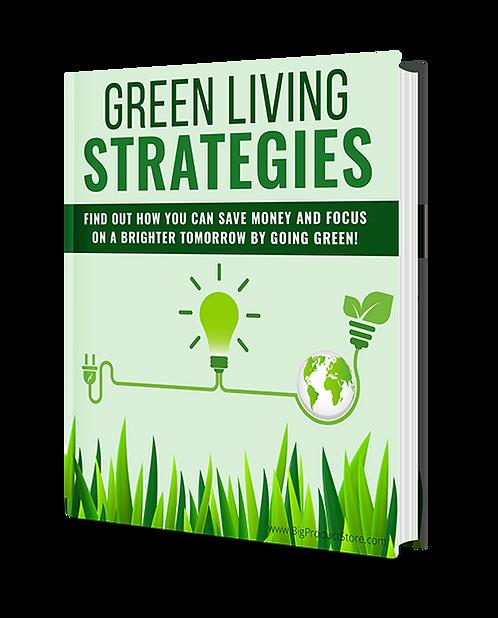 Green Living Strategies Pack