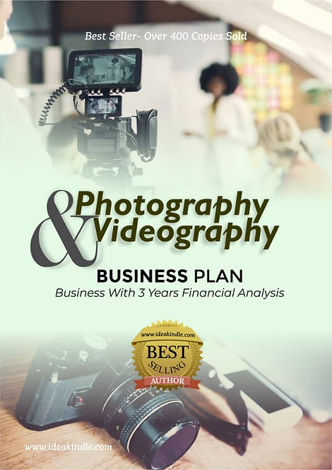 Photography and  Videography Business Plan