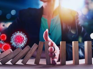 Effects of COVID-19 on Qatari Businesses