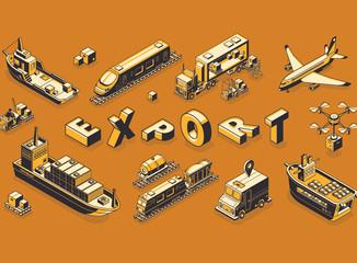 Export market in Qatar
