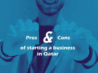 Pro's and Con's of starting a business in Qatar