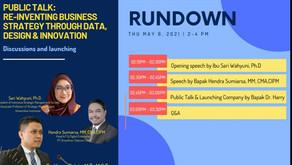 Free Public talk & launching company
