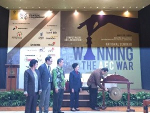 The Launching of Indonesia Strategic Management Society