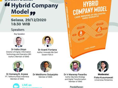Bedah Buku:  Hybrid Company Model