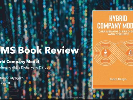 Hybrid Company Model - Book Review