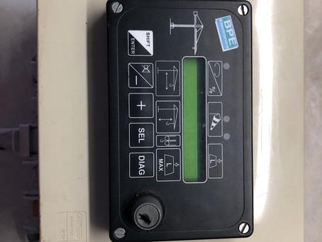 Ремонт и настройка визуализатора башенного крана GC Peiner System 2007 год выпуска.