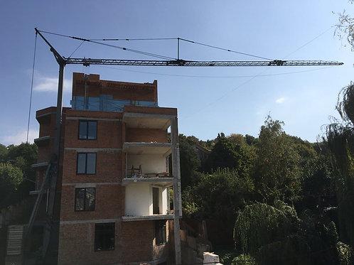 Аренда башенного крана h=22,5м Vicario OMV 3340