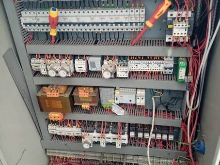 Сервис электрооборудования и приборов безопасности башенного крана МК 110 GC spa