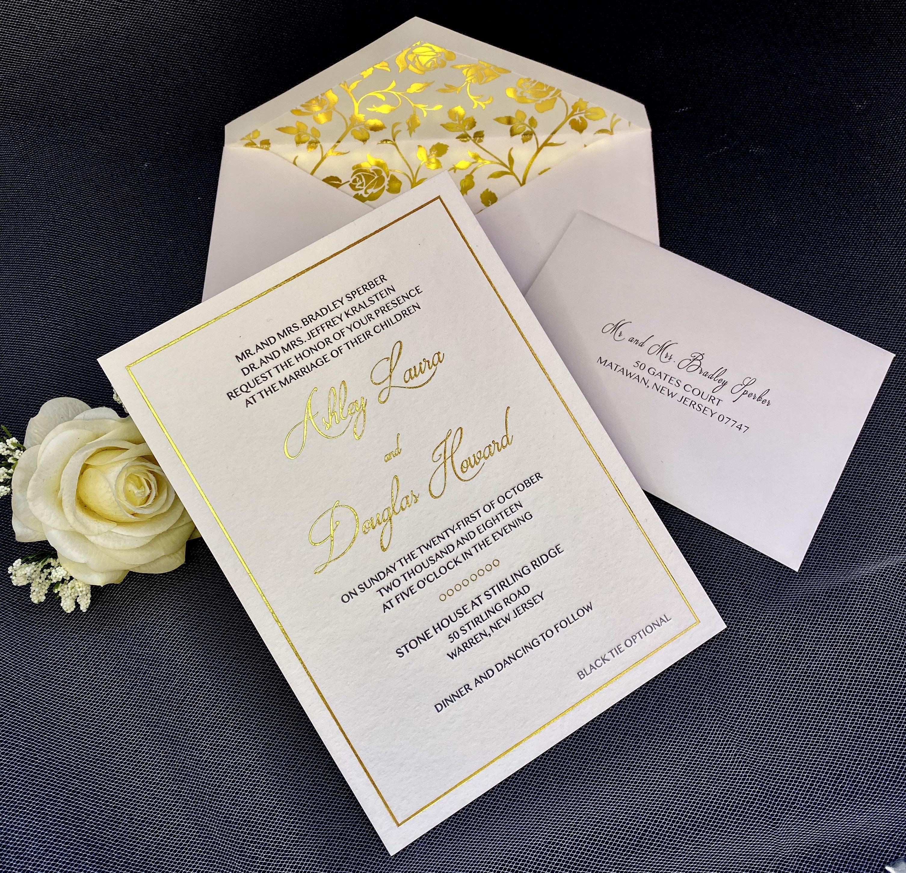 custom event invitations in NYC
