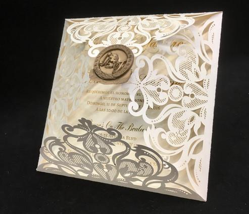 Custom Wedding Invitations NYC