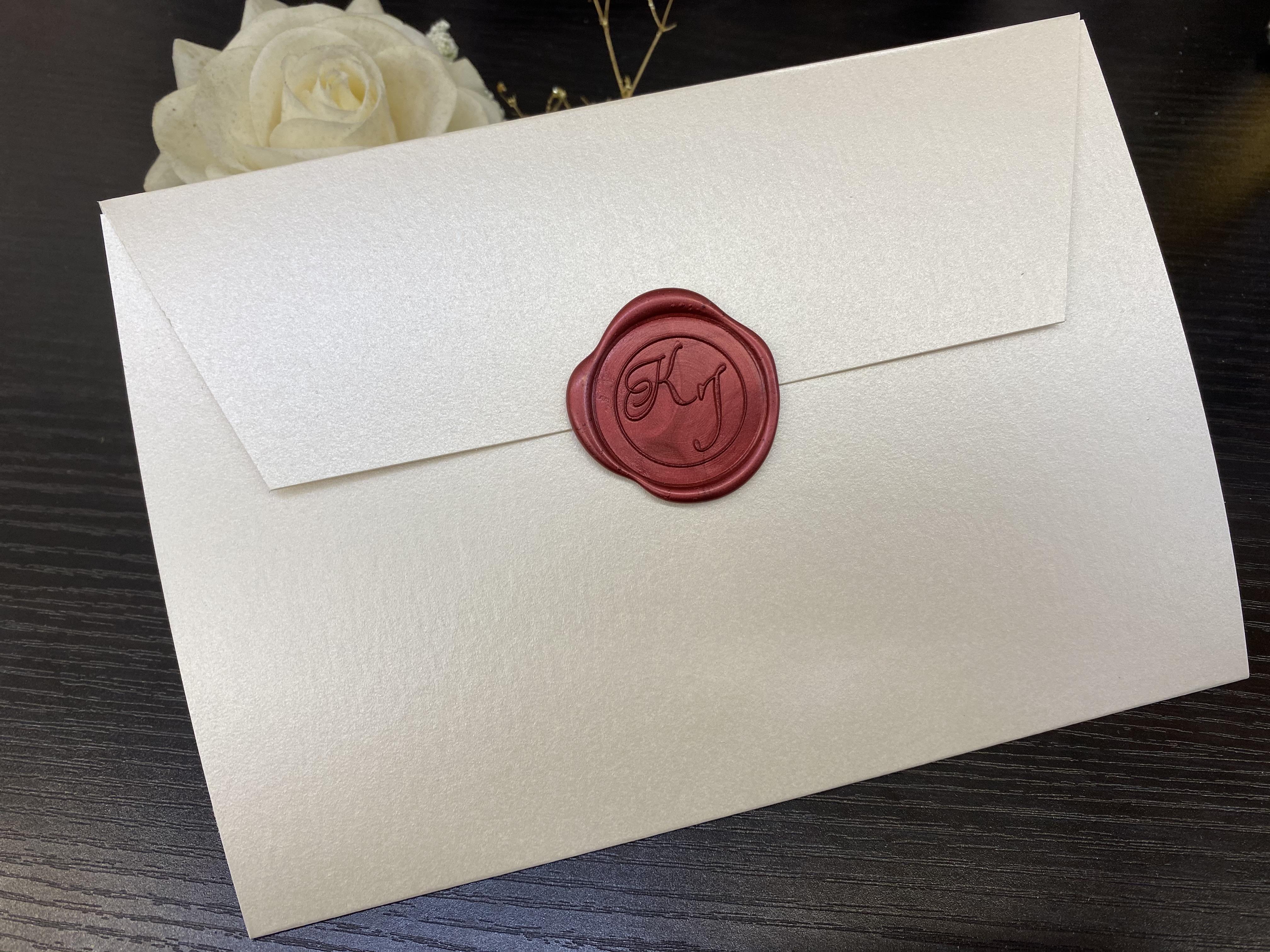 custom wax seal in NYC