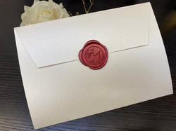 custom wax seal in NYC