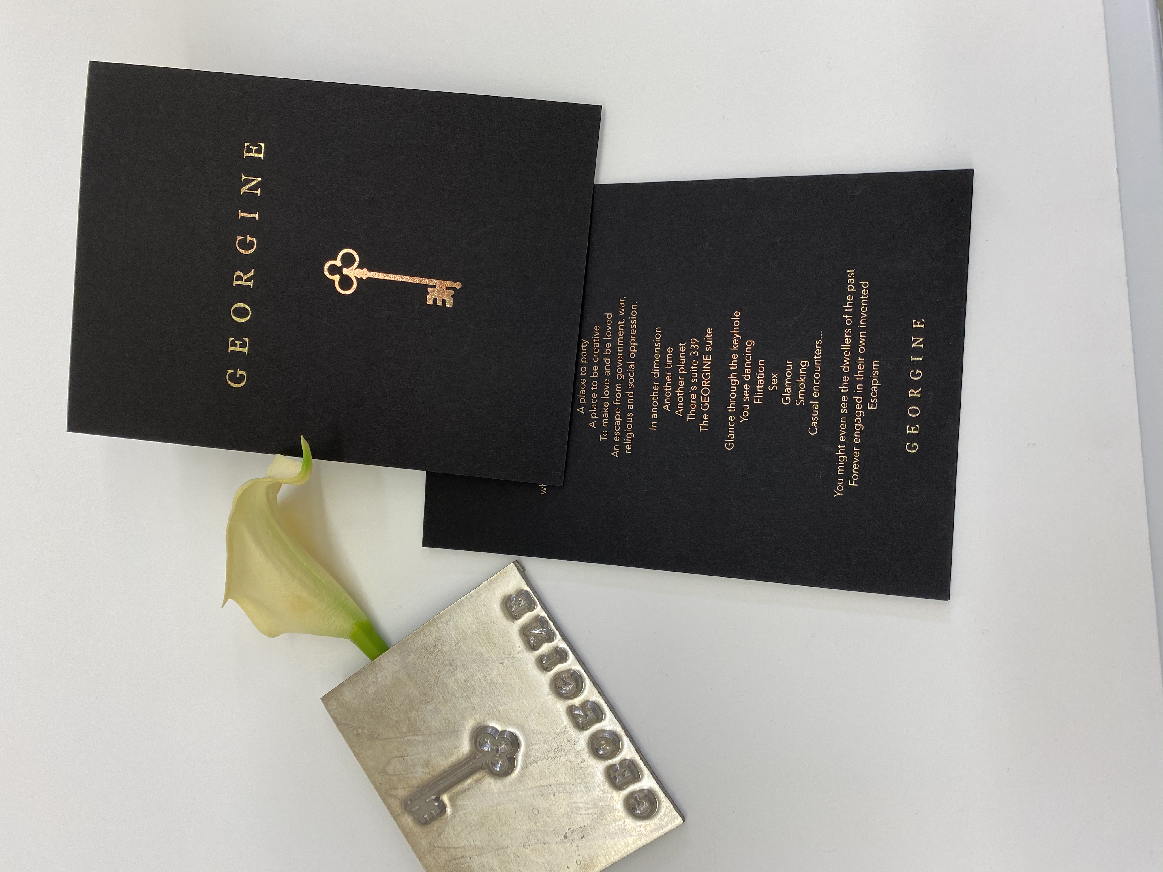 event invitations in NYC