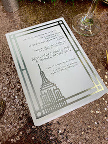 wedding invitations custom and affordable