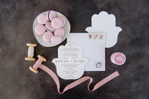 Custom wedding invitations in NYC