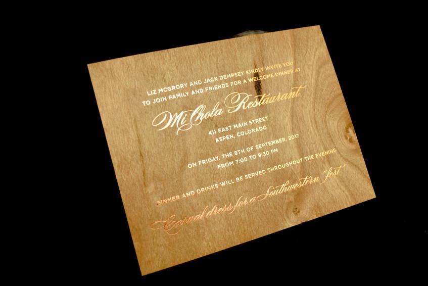 Original Invitations stuio in NYC