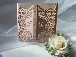 custom laser cut invitations in NYC