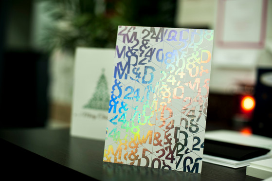 Foil Stamping NYC